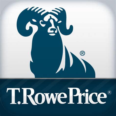 Gallery T Rowe Price Logo