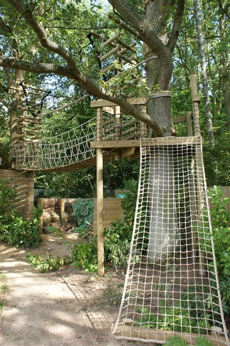 486 best images about tree houses and forts on pinterest