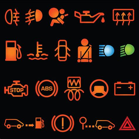 ford dashboard warning lights dashboard warning lights explained what you need to