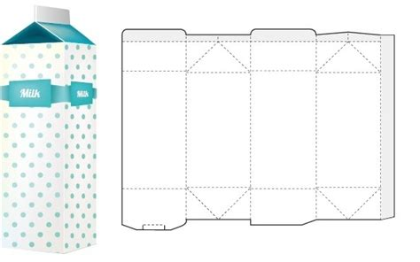 packaging templates free vector in adobe illustrator ai