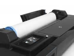 Printhead Plotter Hp T120 2 designjet t120 the smallest large format printer hp plotter