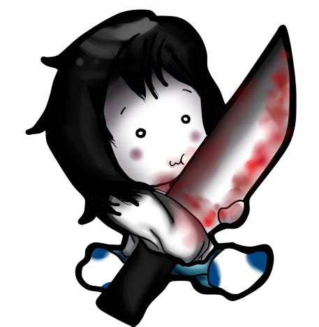How To Draw Jeff The Killer Chibi
