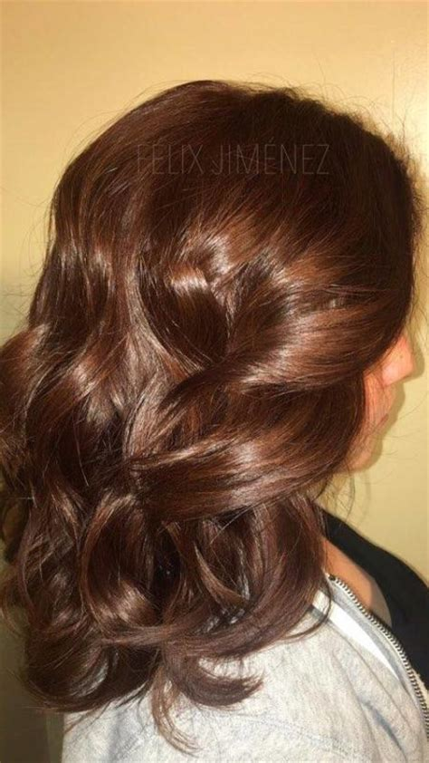 cinnamon brown hair color different shades of brown hair color for 2018 best hair