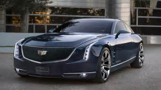 Where Is Cadillac Made 3ders Org Cadillac Elmiraj Concept Created In Less Than