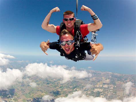 sky dive sky diving in belgrade srb tandem parachute jump service
