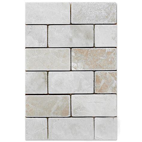 botticino marble tile 2 215 4 tumbled wholesale marble tiles