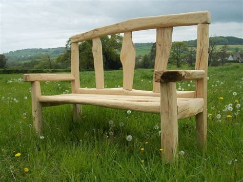 bespoke garden bench pin by ed brooks furniture on bespoke hardwood garden