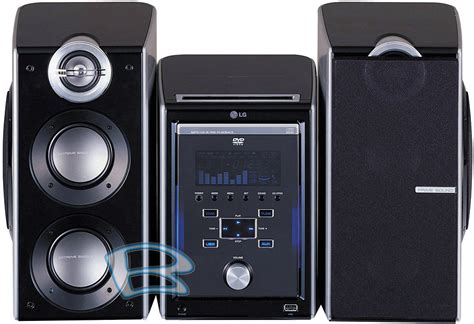 beachcamera lg lfu850 cd bookshelf audio system w