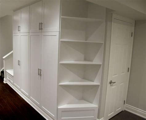 basement storage toronto custom concepts kitchens