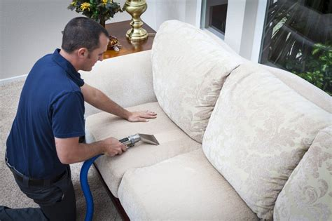 cleaning a sofa upholstery cleaning
