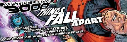 new titles from dc comics fall 2014 and spring 2015 justice league 3000 2 review things fall apart dc
