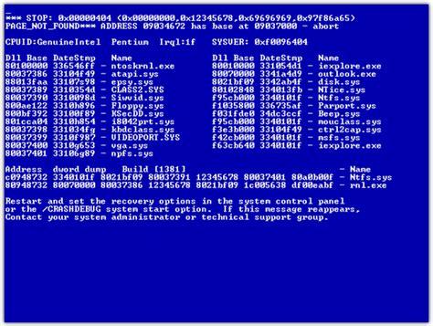format hard drive joke 3 blue screen of death screensavers bsod raymond cc