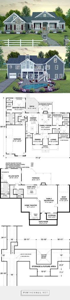 house plan chp 33848 at coolhouseplans com like the in law house of lorelei and rory gilmore floorpans by nikneuk