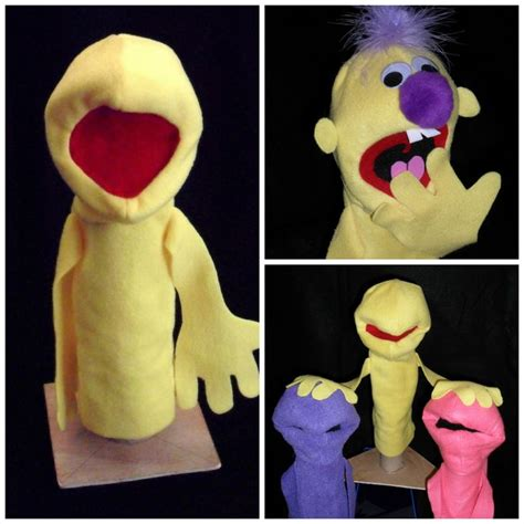 How To Make Handmade Puppets - diy puppet blanks your own puppet so
