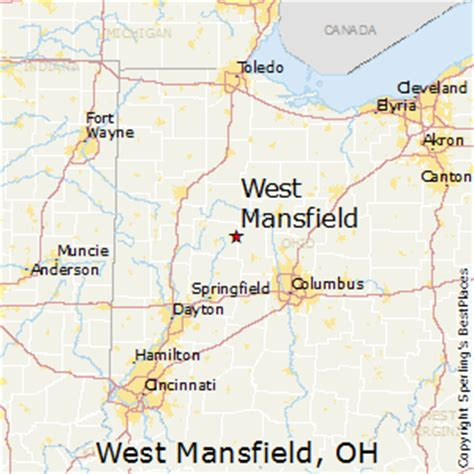 houses for rent in mansfield ohio best places to live in west mansfield ohio