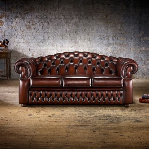 free chesterfield sofa oxford 3 seater sofa from timeless chesterfields uk