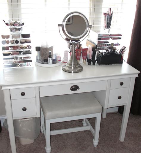 small makeup vanity with lights bedroom vanity sets with lighted mirror and makeup desk
