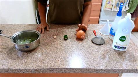How To Make Homemade Pesticide For Your Vegetable Garden Pesticide For Vegetable Garden