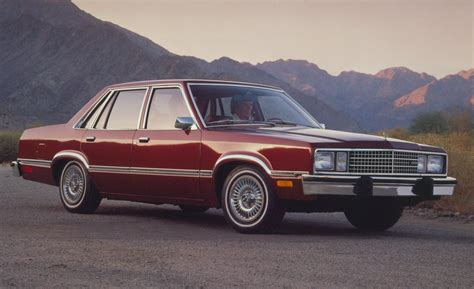 Ford Fairmont Interior Car And Driver