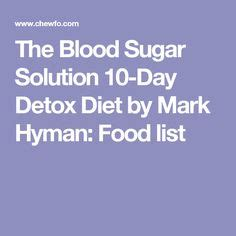 Blood Sugar 10 Day Detox Pdf by 10 Day Detox One Sheet 1 Tbsp Chia Seeds 1 Tbsp Hemp Seeds