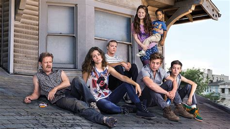 Family 4 In 1 shameless us wallpapers high resolution and quality