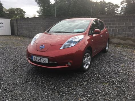 nissan leaf 2011 home charger included for sale in naas