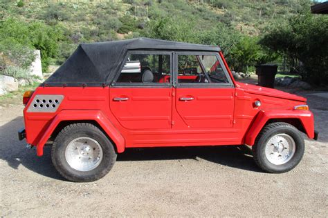 1974 volkswagen thing 1974 volkswagen thing convertible 198479