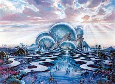 12 futuristic theme park concepts rides that are out of 5 theme parks you won t believe were almost built