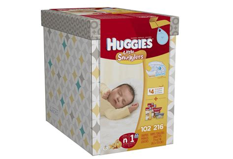 Walmart Baby Shower Gifts by Walmart Canada Deals Huggies Baby Shower Gift Pack Only