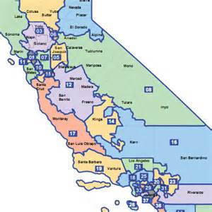 california senate district map a hefty redistricting referendum capital notes from