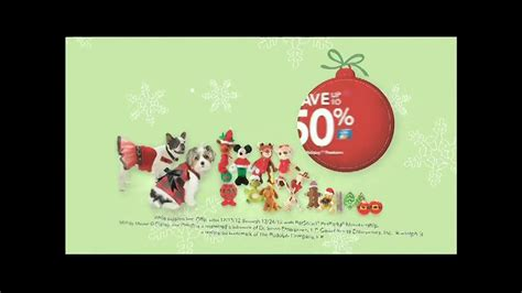 Purchase Petsmart Gift Card - petsmart countdown to christmas sale tv commercial gift card ispot tv