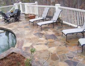 stone pool decks interior design ideas