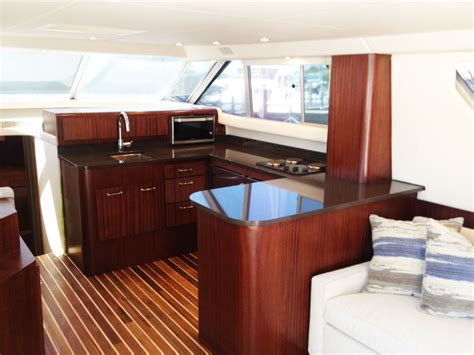 50 sea interior redesign me yacht