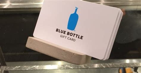 Blue Bottle Coffee Gift Card - blue bottle coffee gift card design gift cards pinterest blue bottle coffee