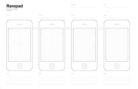 iphone app wireframe template iphone browser wireframe templates design