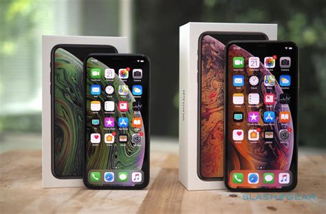 the iphone xs max puts app makers on notice slashgear