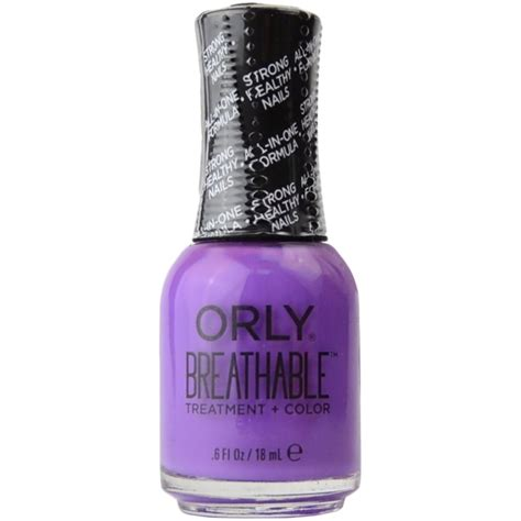 Sale Treatment Shine Orly Breathable 18ml orly breathable treatment colour feeling free 18ml or920