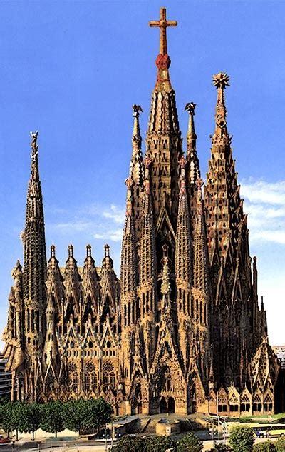 Sagrada Família   Echostains Blog