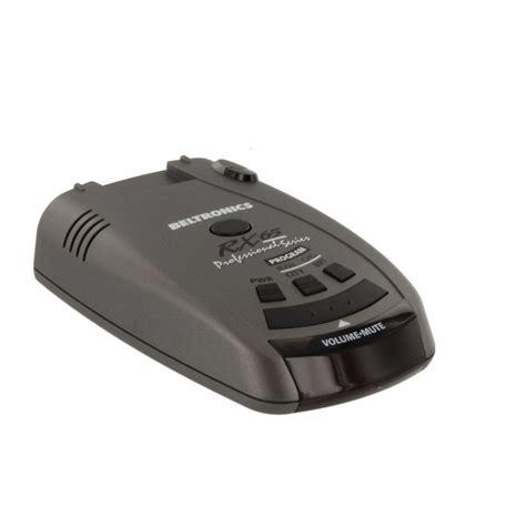 1 radar detector review beltronics rx65 radar detector