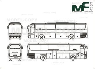 500 Sketches Pdf by 95 Best Neoplan Blueprints Images On