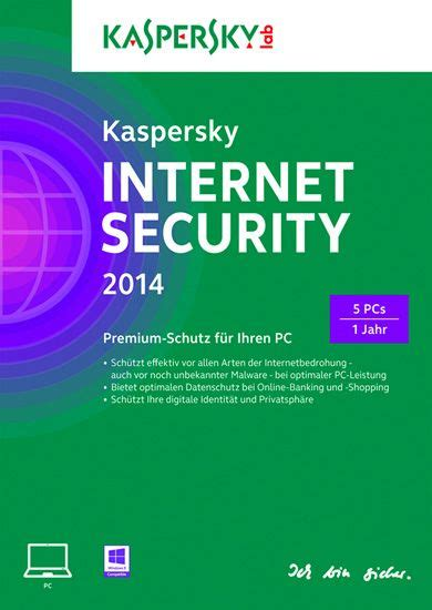 Promo Kaspersky Security 1 User 2014 kaspersky security 5 user 1 jahr key vollversion softwarepalast