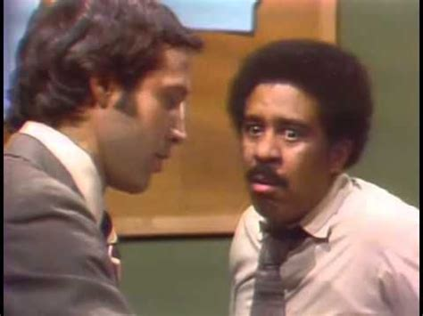 chevy chase richard pryor word association between chevy chase and richard pryor