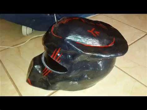 darkness1 como hacer un casco de astronauta paso a paso como hacer el casco depredador youtube