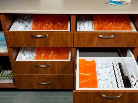 Pharmacy Drawers by Pharmacy Casework Pharmstor Storage Cabinets Shelving