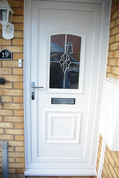 Wickes Exterior Door Wickes Doors Wickes Derwent Softwood Doors White Finish 4ft With 2 Lites 600mm