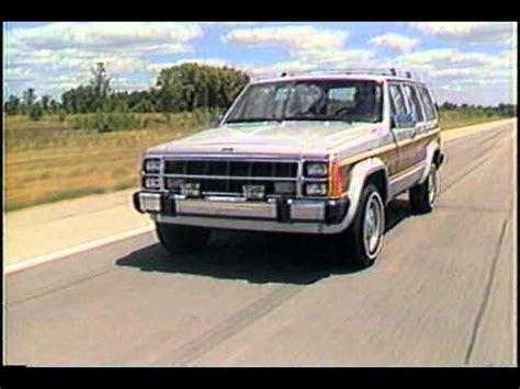 1989 jeep wagoneer limited 1989 jeep wagoneer limited youtube