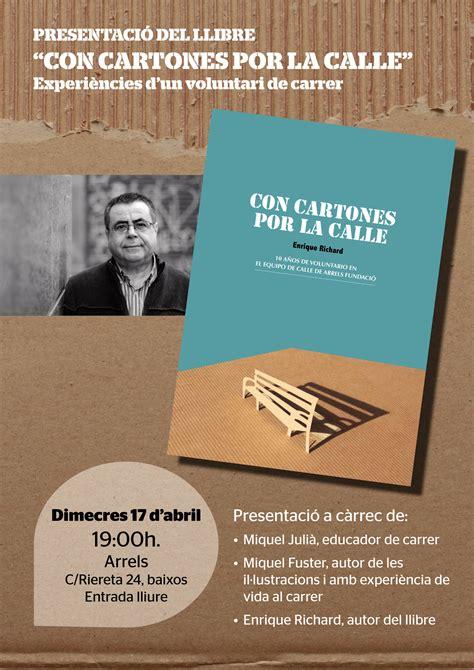 libro amar es liberarse del la presentaci 243 n del libro con cartones por la calle