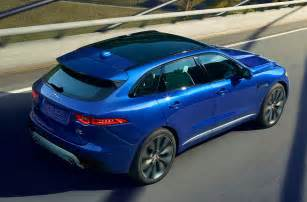 Jaguar Usa 2017 Jaguar F Pace The Performance Suv Jaguar Usa