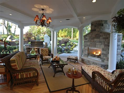outdoor living spaces plans luxury house plan outdoor living photo 01 plan 071s 0001