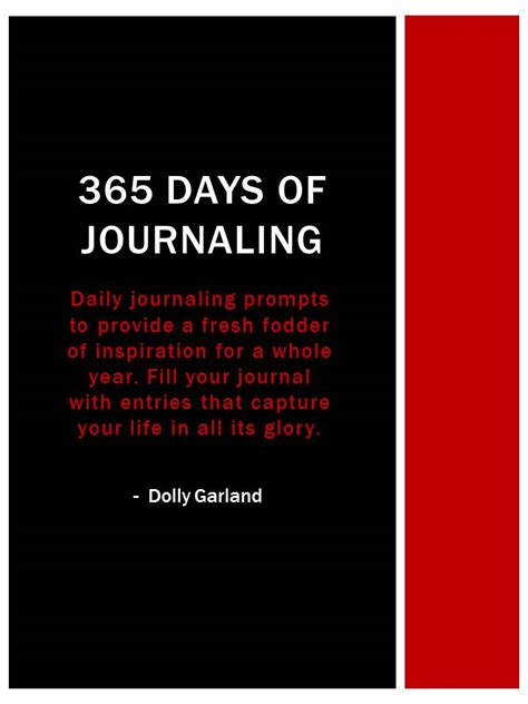 kaizen journaling 365 days of journaling